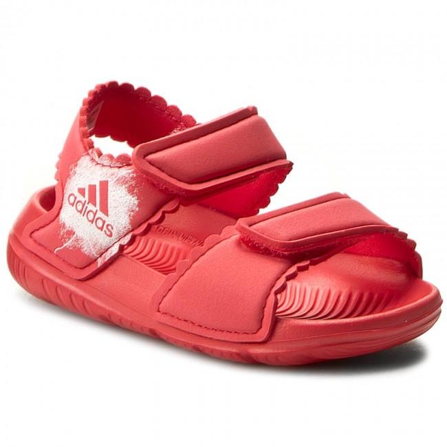 Sandále adidas - AltaSwim G I BA7868 Corpnk/Ftwwht/Ftwwht