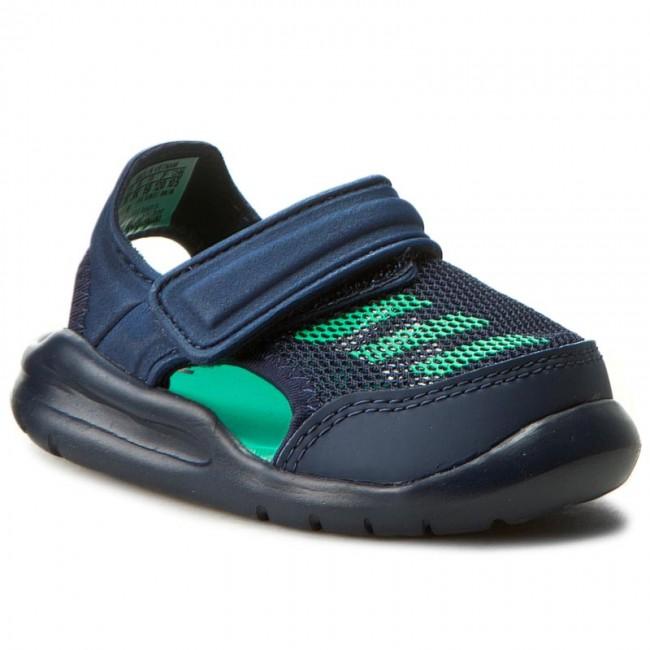 c7ece1dd6ffc0 Sandále adidas - FortaSwim I BA9375 Conavy/Corgrn/Conavy - Sandály - Šľapky  a sandále - Chlapec - Detské - eobuv.sk