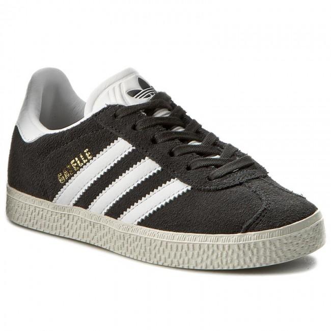 Topánky adidas - Gazelle C BB2508 Dgsogr/Ftwwht/Goldmt