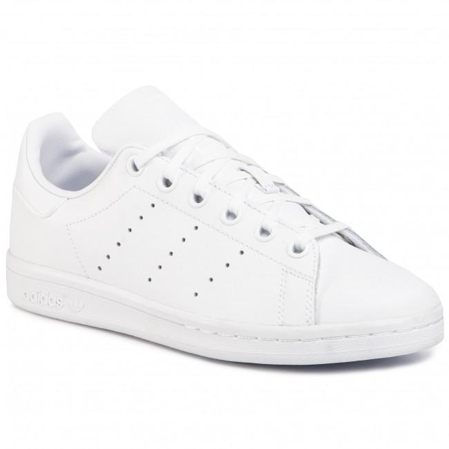 Topánky adidas - Stan Smith J S76330 Ftwwht/Ftwwht/Ftwwht