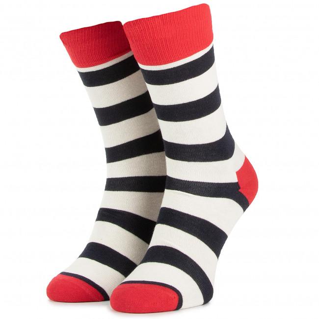 Ponožky Vysoké Unisex HAPPY SOCKS - SA01-045 Farebná