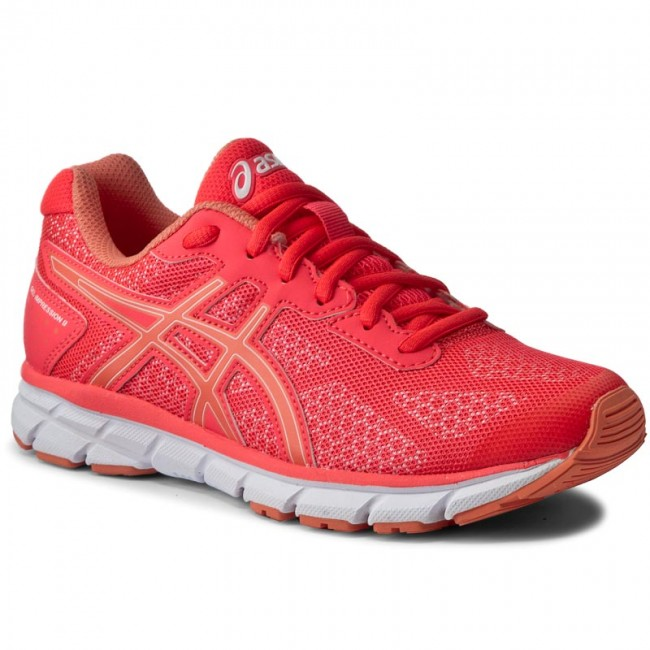 ae76afa47 Topánky ASICS - Gel-Impression 9 T6F6N Diva Pink/Coral Pink/White 2030