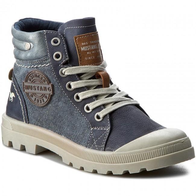 870b9c2bac582 Outdoorová obuv MUSTANG - 38C0072 Dunkelblau - Outdoorové topánky - Čižmy a  iné - Dámske - eobuv.sk