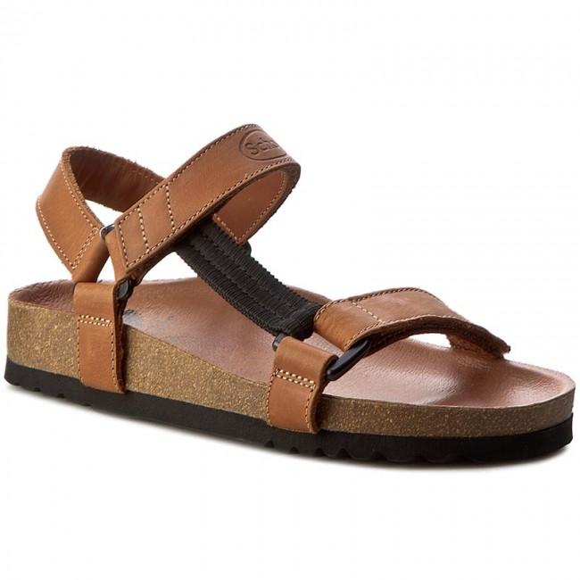 Sandále SCHOLL - Heaven Ad F23009 1011 350 Brown