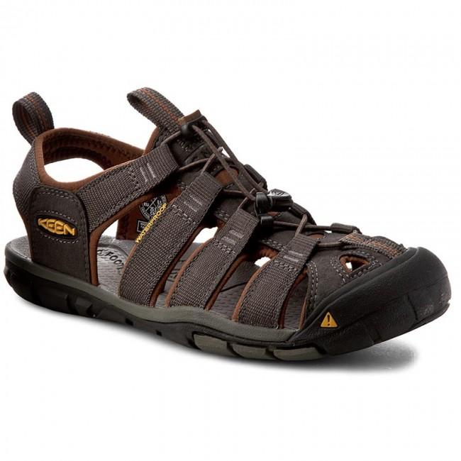 Sandále KEEN - Clearwater 1014456 Raven/Tortoise Shell