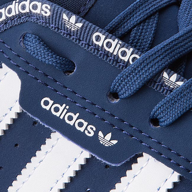 08036d2c0152c Topánky adidas - Seeley J BB8498 Mysblu/Mysblu/Ftwwht - Plátenky a ...