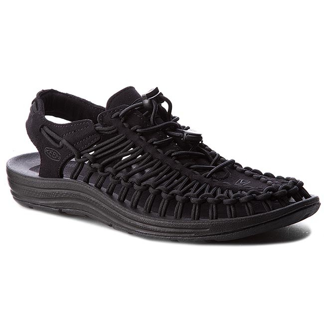 Sandále KEEN - Uneek 1014097 Black/Black