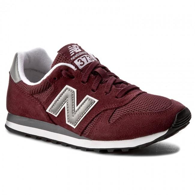 Sneakersy NEW BALANCE - ML373BN  Bordová