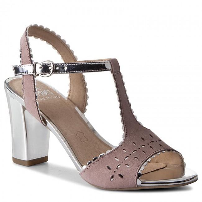 f3209f24f Sandále CAPRICE - 9-28305-28 Rose Su. Comb - Sandále na každodenné ...