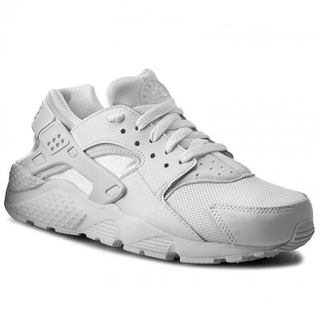 43e94b33d Topánky NIKE - Huarache Run (GS) 654275 110 White/White/Pure Platinum -  Sneakersy - Poltopánky - Dámske - eobuv.sk
