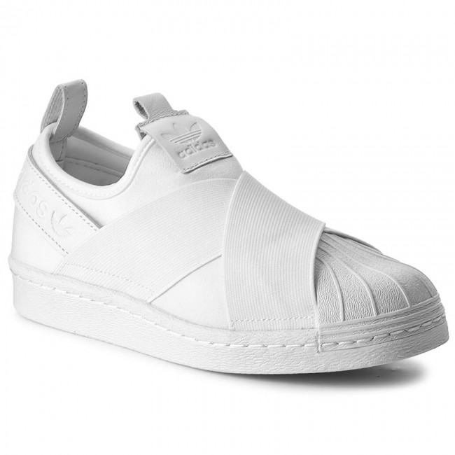 3d28667048766 Topánky adidas - Superstar Slip On BZ0111 Ftwwht/Ftwwht/Ftwwht ...