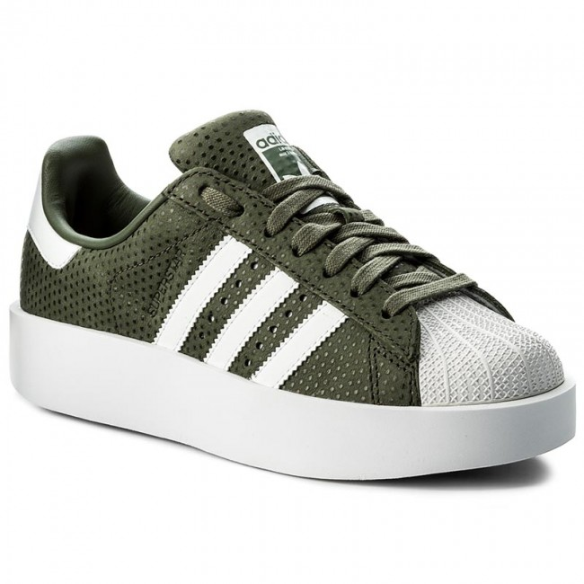 4dc5836c9cc3a Topánky adidas - Superstar Bold W BY9078 Stmajo/Ftwwht/Ftwwht ...