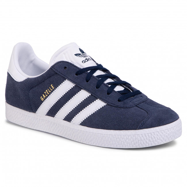 Topánky adidas - Gazelle J BY9144 Conavy/Ftwwht/Ftwwht