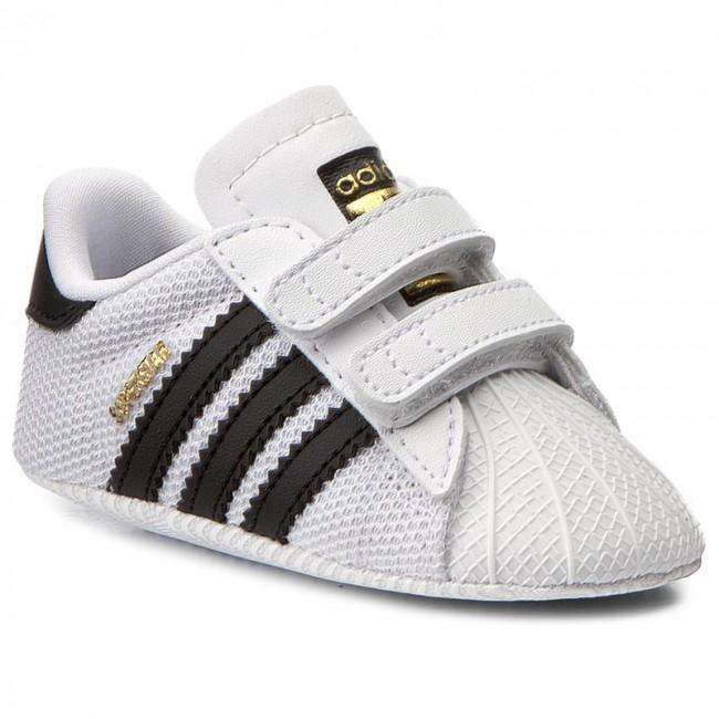 Topánky adidas - Superstar Crib S79916 Ftwwht/Cblack/Ftwwht