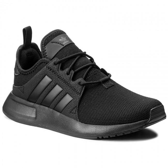 Topánky adidas - X_Plr J BY9879 Cblack/Cblack/Cblack