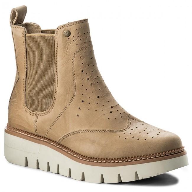 Kotníková obuv s elastickým prvkom CATERPILLAR - Skyrocket P309910 Cream