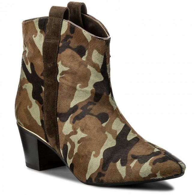 Členková obuv HÖGL - 4-115627 Olive 5500