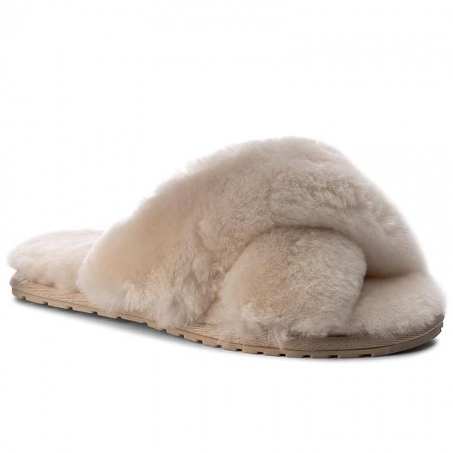 Papuče EMU AUSTRALIA - Mayberry W11573 Natural