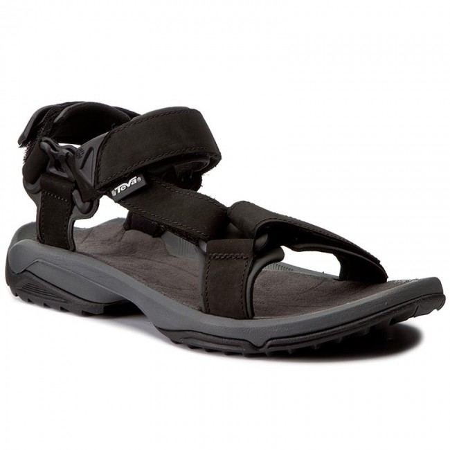 Sandále TEVA - Terra Fi Lite Leather 1012072  Black