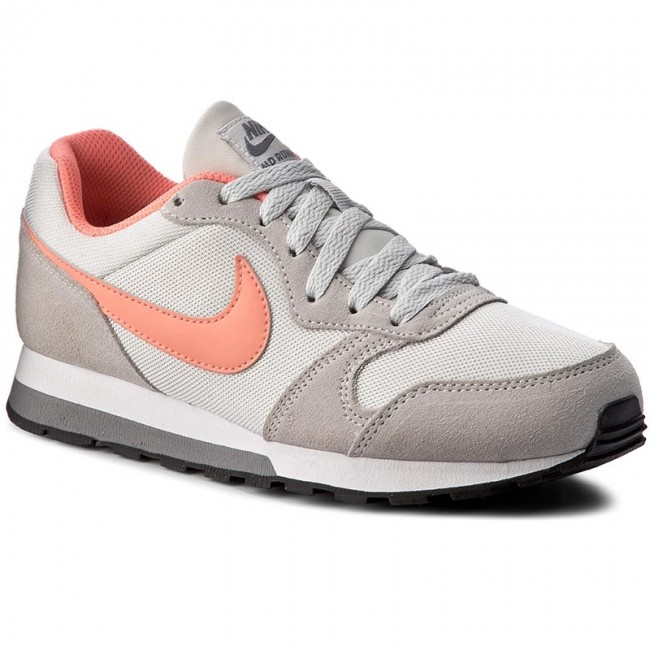 7a0a9002d6fe0 Topánky NIKE - Md Runner 2 (Gs) 807319 007 Pure Platinum/Lava Glow ...