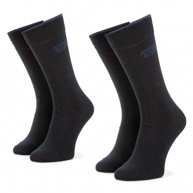Súprava 3 párov vysokých ponožiek pánskych CAMEL ACTIVE - 6593 Dark Blue 545