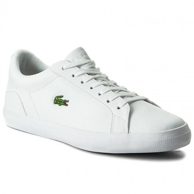 Sneakersy LACOSTE - Lerond Bl 1 Cam 7-33CAM1032001 Wht
