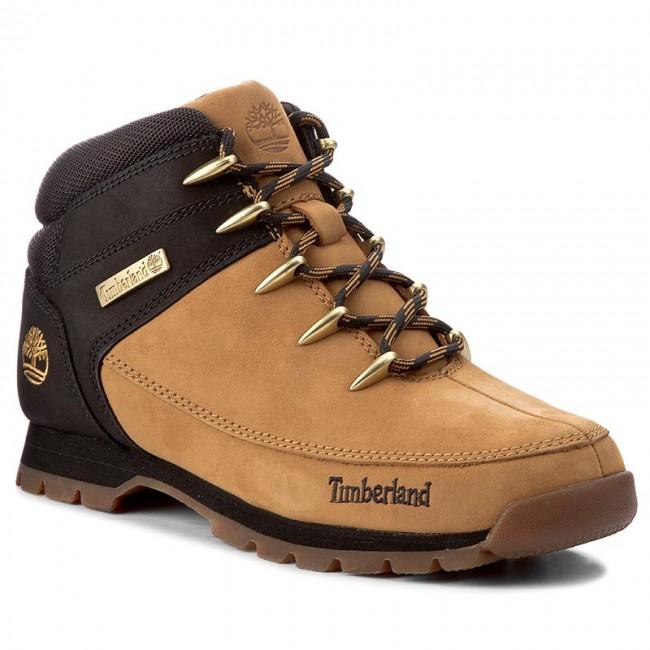 55f777b9c Outdoorová obuv TIMBERLAND - Euro Sprint Hiker A1NHJ Wheat - Outdoorové  topánky - Čižmy a iné - Pánske - eobuv.sk