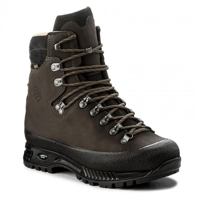 5d48a6eaa19c8 Trekingová obuv HANWAG - Alaska Gtx GORE-TEX 2303-80 Dark Grey - Outdoorové  topánky - Čižmy a iné - Pánske - eobuv.sk