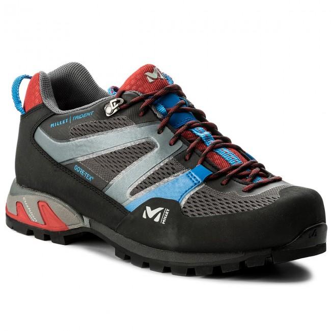 eac734b1a Trekingová obuv MILLET - Trident Gtx GORE-TEX MIG 1360 Grey/Red 3024 ...