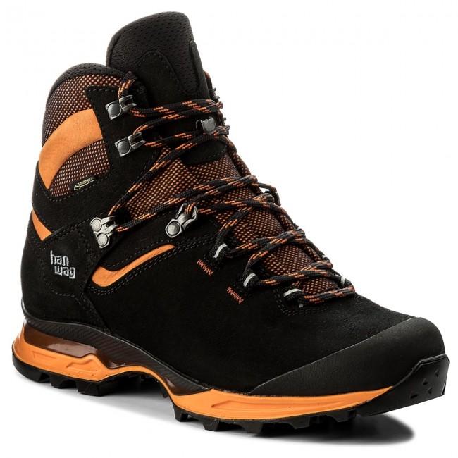d1aedd3910f7c Trekingová obuv HANWAG - Tatra Light Gtx GORE-TEX 202500-12023 Black/Orange  - Outdoorová obuv - Športové - Pánske - eobuv.sk