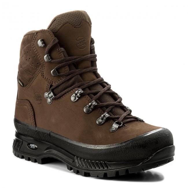 b4969b3c18457 Trekingová obuv HANWAG - Nazcat Gtx GORE-TEX 23202-56 Erde Brown -  Outdoorová obuv - Športové - Pánske - eobuv.sk