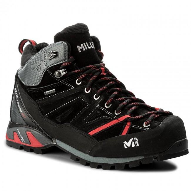 00ed01529 Trekingová obuv MILLET - Super Trident Gtx GORE-TEX MIG1278 Black 0247