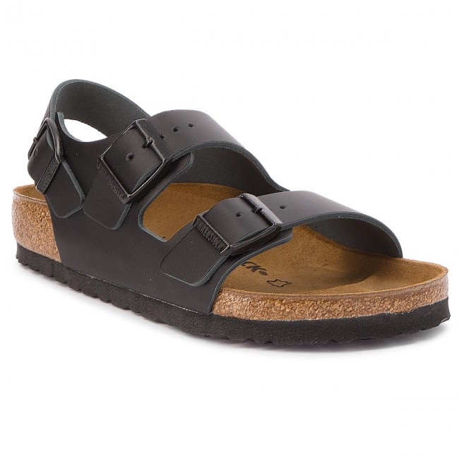 Sandále BIRKENSTOCK - Milano Bs 0034191 Black