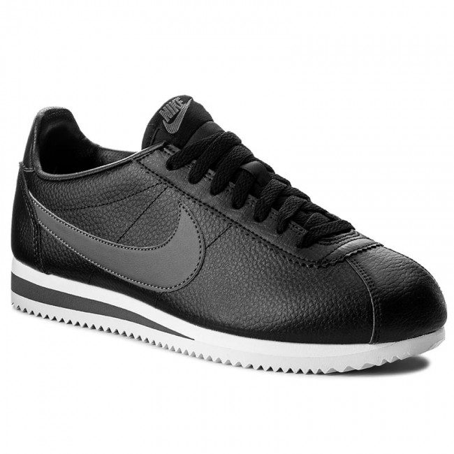 a480fa1f5 Topánky NIKE - Classic Cortez Leather 749571 011 Black/Dark Grey/White -  Sneakersy - Poltopánky - Pánske - eobuv.sk