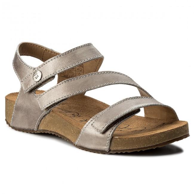 Sandále JOSEF SEIBEL - Tonga 25 78519 38 657 Cristal