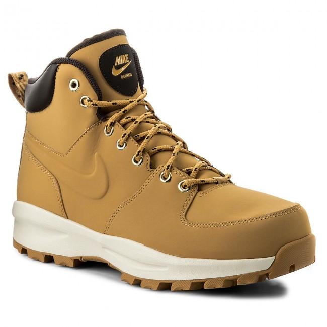 1f1379277 Topánky NIKE - Manoa Leather 454350 700 Haystack/Haystack/Velvet Brown - Outdoorové  topánky - Čižmy a iné - Pánske - eobuv.sk
