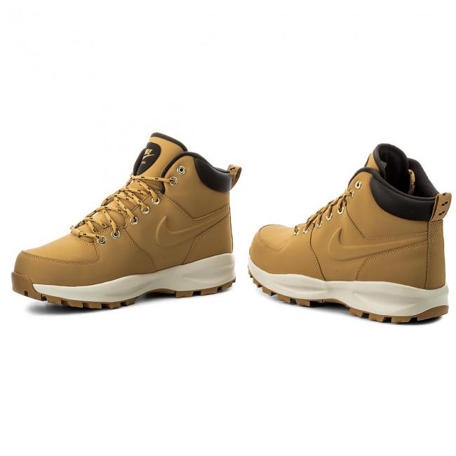 81f2e53a5 Topánky NIKE - Manoa Leather 454350 700 Haystack/Haystack/Velvet Brown