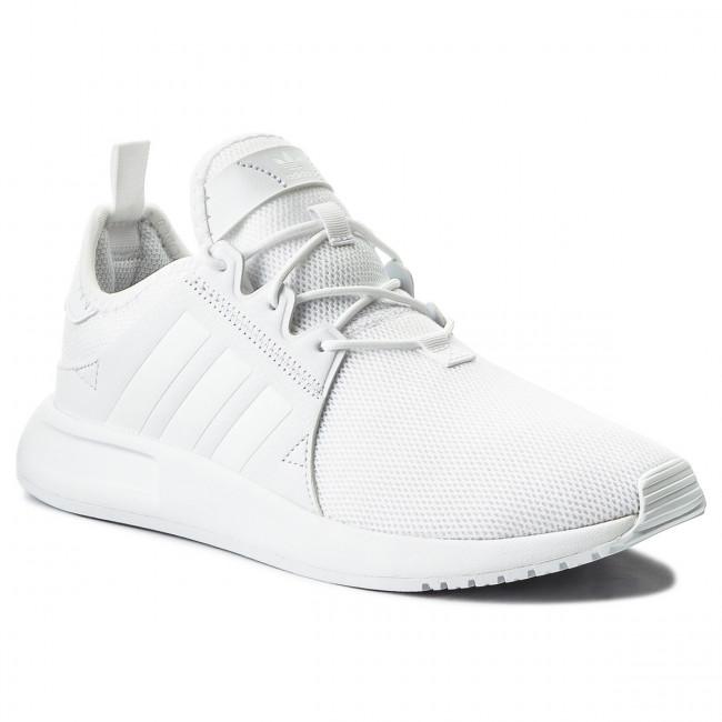 Topánky adidas - X_Plr J CQ2964 Ftwwht/Ftwwht/Ftwwht