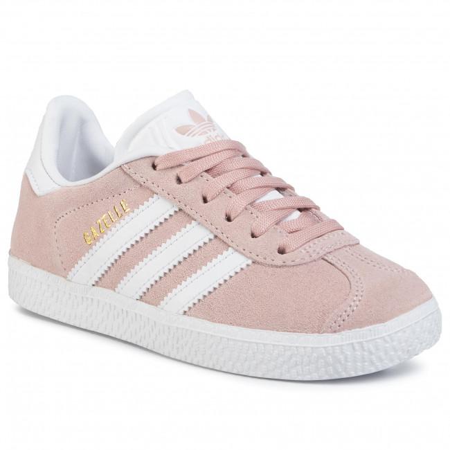 Topánky adidas - Gazelle C BY9548 Icepnk/Ftwwht/Goldmt