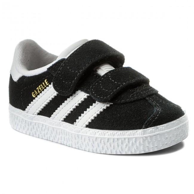 Topánky adidas - Gazelle Cf I CQ3139  Cblack/Ftwwht/Ftwwht