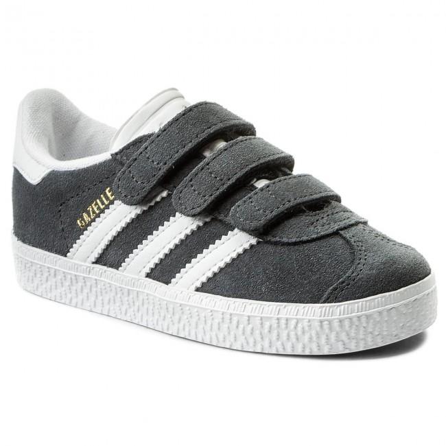 Topánky adidas - Gazelle Cf I CQ3140  Dgsogr/Ftwwht/Ftwwht