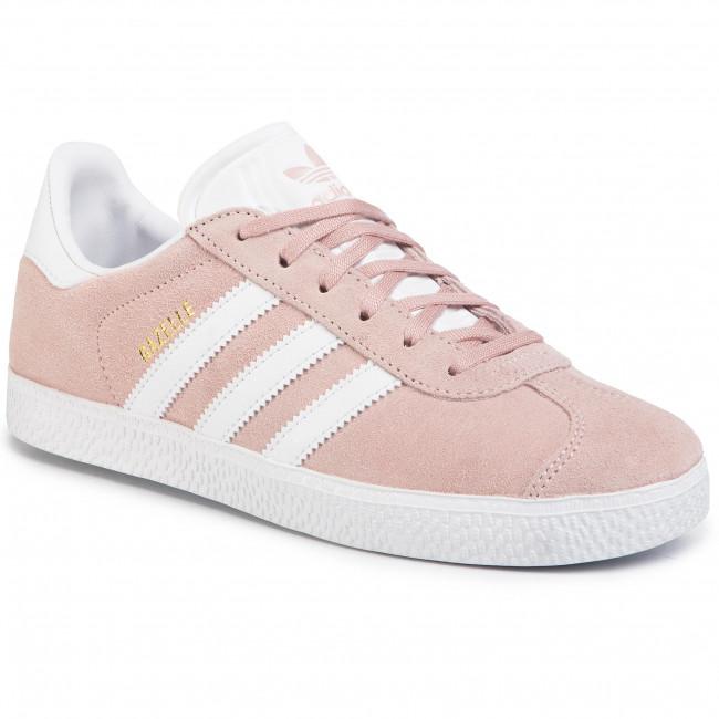 Topánky adidas - Gazelle J BY9544 Icepnk/Ftwwht/Goldmt