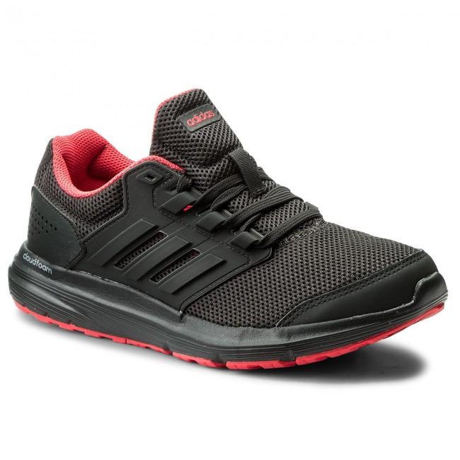52fcc07f05dca Topánky adidas - Galaxy 4 W CP8832 Cblack/Carbon/Reacor - Treningová ...