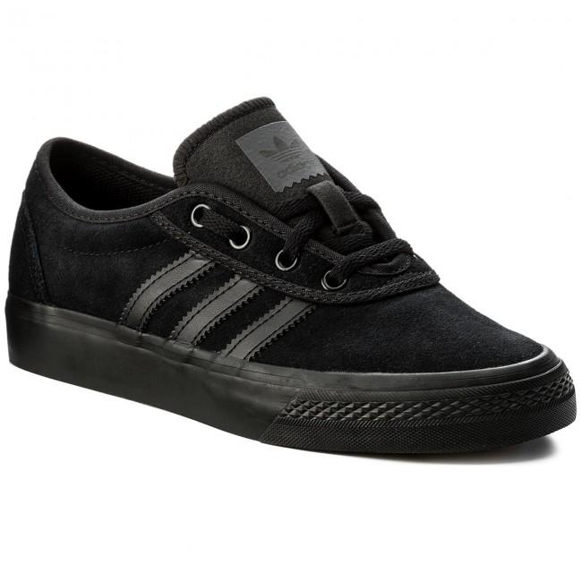4ca31d5b910e5 Topánky adidas - adi-ease BY4027 Cblack/Cblack/Cblack - Plátenky a ...