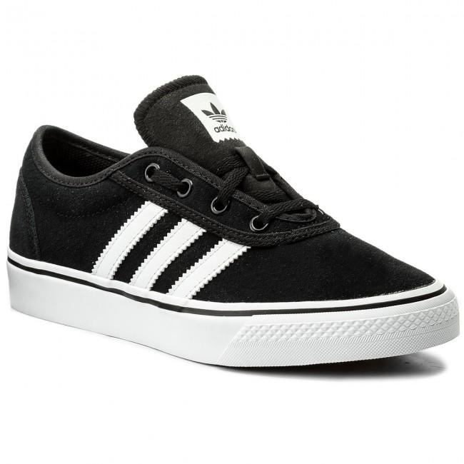 c34265dd5f12b Topánky adidas - adi-ease BY4028 Cblack/Ftwwht/Cblack - Plátenky a ...