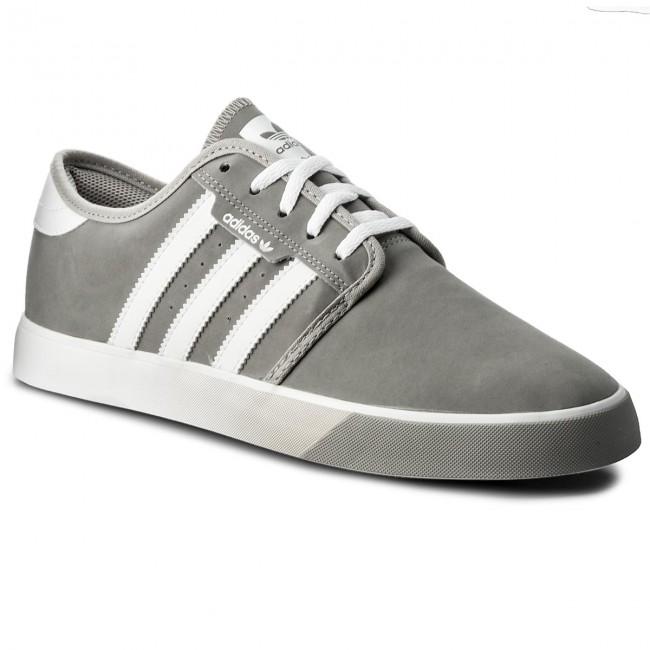 Topánky adidas - Seeley CQ1177 Mgsogr/Ftwwht/Gum4