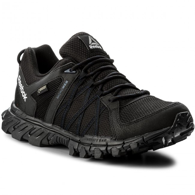 f34b9dcd616c1 Topánky Reebok - Trailgrip Rs 5.0 GTX GORE-TEX BD4155 Black/Collegiate Navy  - Trekingová obuv - Bežecká obuv - Športové - Pánske - eobuv.sk