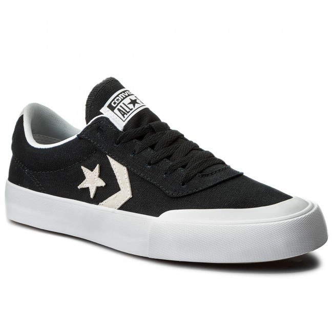 Sneakersy CONVERSE - Cons Storrow Ox 149807C Black/White/White