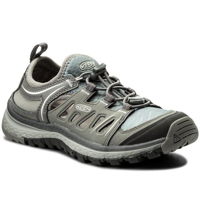 Trekingová obuv KEEN - Terradora Ethos 1018623 Neutral Grey/Gargoyle