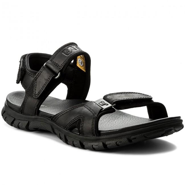Sandále CATERPILLAR - Brantley P722273 Black